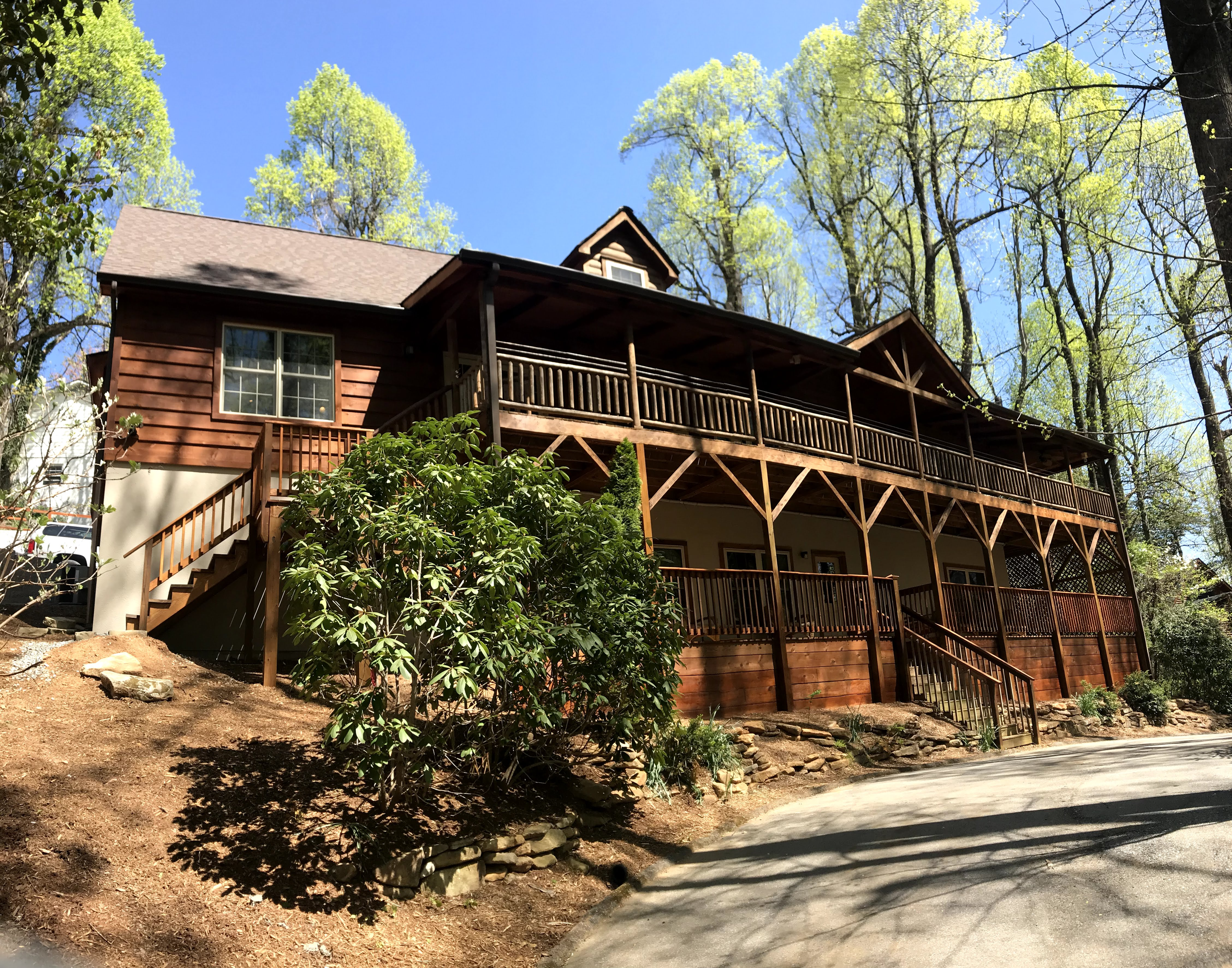 education sanctuary center cabins om luxury of holistic willow winds nc retreat in asheville
