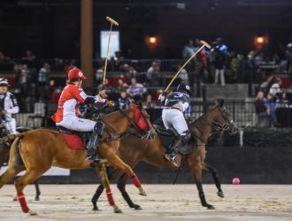 Gladiator Polo™ presented by Coca-Cola® - Saturday, September 16